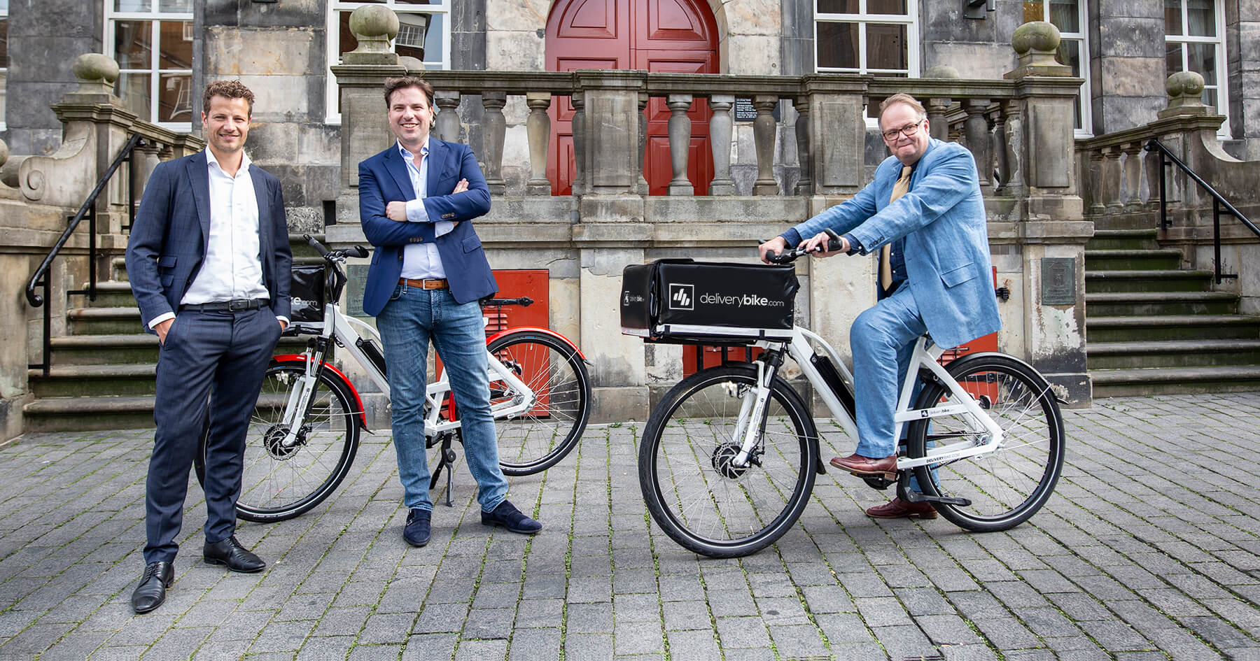 DeliveryBike raises series A funding