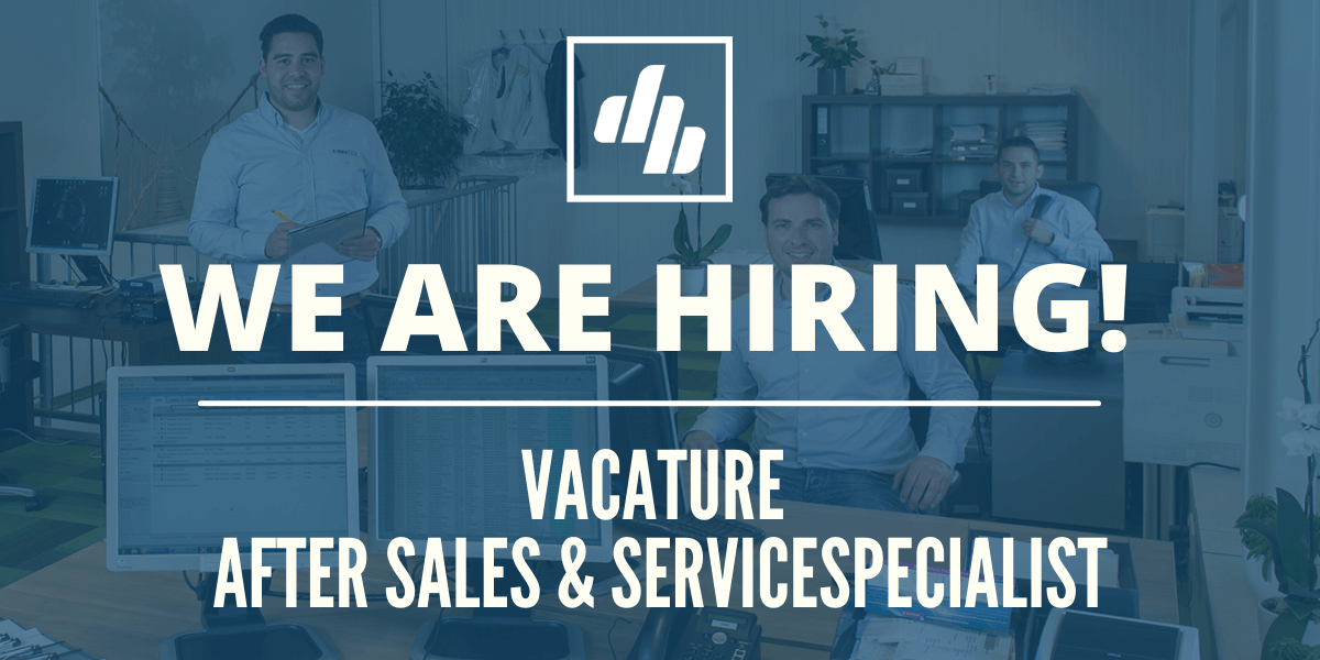 vacature aftersales service specialist
